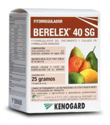 Caja Berelex 40SG