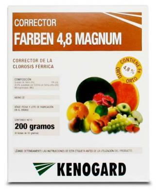 Envase Farben 4,8 Magnum