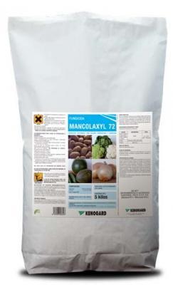 Envase Mancolaxyl 72