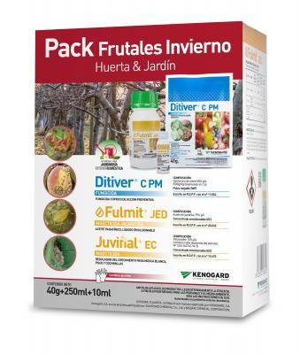 Pack Frutales Invierno Huerta & Jardín